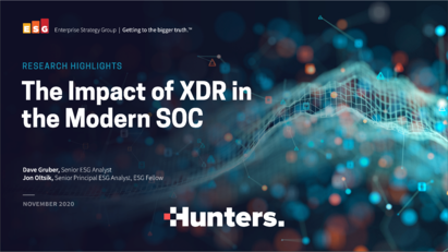 featured image ESG research with Hunters