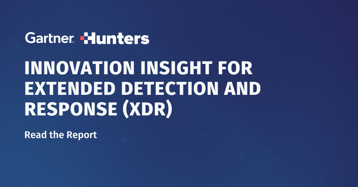 5 Insights from Gartner's Extended Detection & Response Report XDR