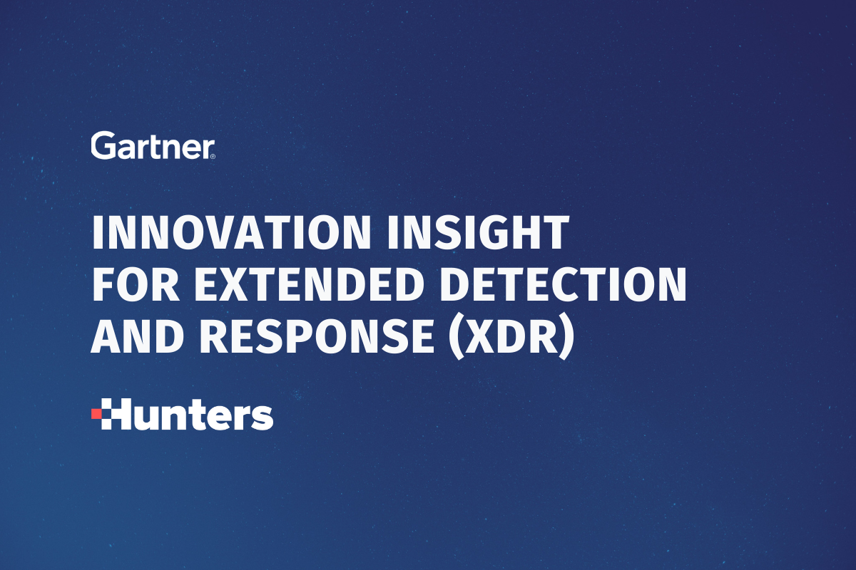 5 Insights from Gartner's Extended Detection & Response (XDR) Report