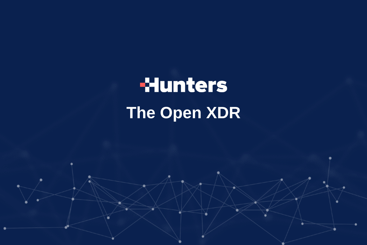 Hunters Open XDR: Addressing Critical Gaps between Detection & Response